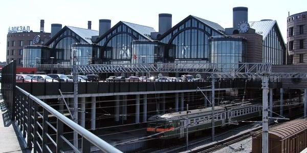 Ладожский ж/д вокзал