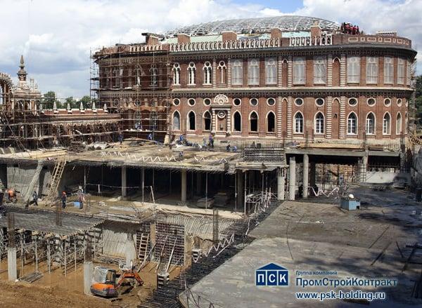 Екатеринский дворец после